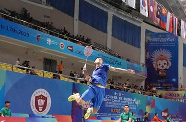 2019中国(陵水)国际羽毛球大师赛挥拍开赛 中国队17人进入正赛