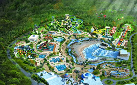 海南又一个水乐园即将开业 坐标陵水欢迎打卡!